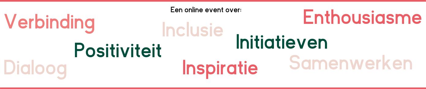 Een Online event over