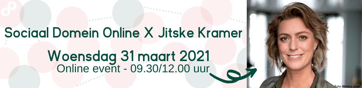 SDO x Jitske Kramer