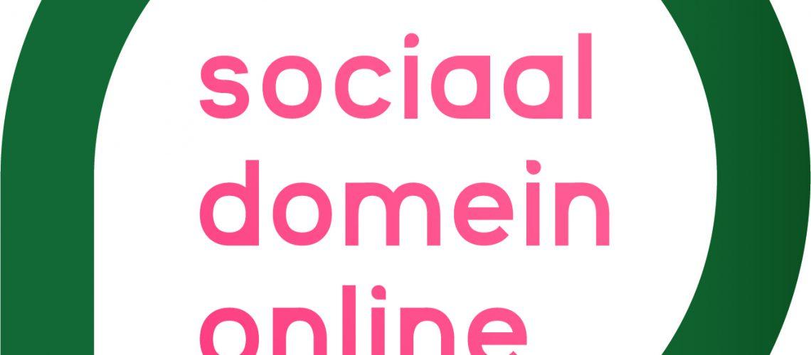SDO - Logo - Groen-Roze